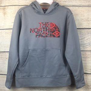 The North Face Logo Boys Pullover Hoody Sweatshirt